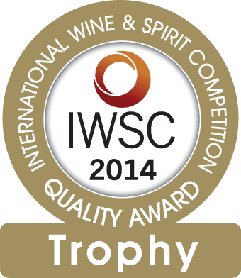USA Wine Producer Of The Year Trophy 2014