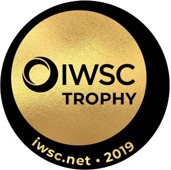 USA Wine Producer Of The Year Trophy 2019