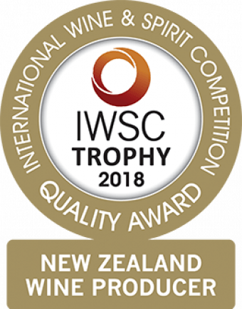 New Zealand Wine Producer Of The Year Trophy 2018