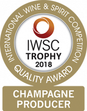 Champagne Producer Of The Year Trophy 2018