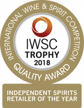 Independent Spirits Retailer Of The Year 2018