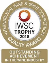 Julian Brind Memorial Trophy For Outstanding Achievement in the Wine Industry 2018