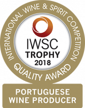 Portuguese Wine Producer Of The Year Trophy 2018