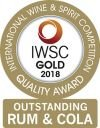 Rum & Cola Gold Outstanding 2018