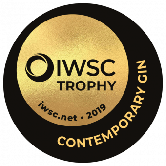 Contemporary Style Gin Trophy 2019