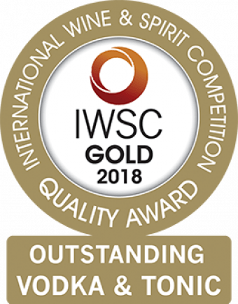 Vodka And Tonic Gold Outstanding 2018