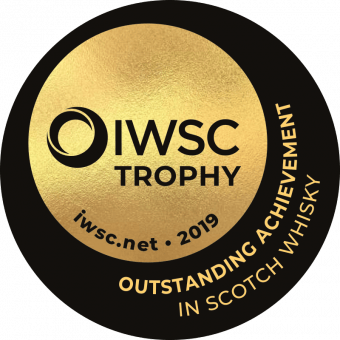 Outstanding Achievement In The Scotch Whisky Industry Trophy 2019