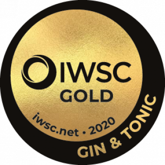 Gin and Tonic Gold 2020