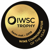 Wine Communicator Of The Year Trophy 2019