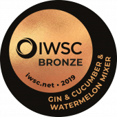 Gin & Double Dutch Cucumber & Watermelon Tonic Bronze 2019