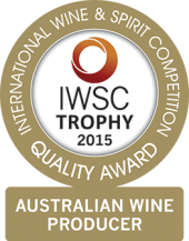 Australian Wine Producer Of The Year Trophy 2015