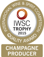 Champagne Producer Of The Year Trophy 2015