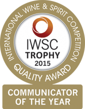 The Communicator Of The Year Trophy 2015