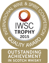 The Outstanding Achievement In The Scotch Whisky Industry Trophy 2015