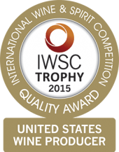 USA Wine Producer Of The Year Trophy 2015