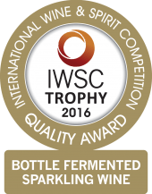 Bottle Fermented Sparkling Wine Trophy 2016