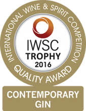 Contemporary Gin Trophy 2016