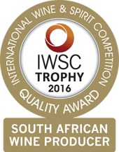 South African Wine Producer Of The Year 2016