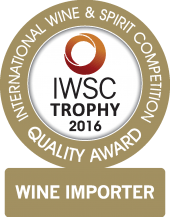 Wine Importer Of The Year 2016