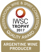 Argentine Wine Producer Of The Year Trophy 2017
