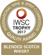 Blended Scotch Whisky Trophy 2017