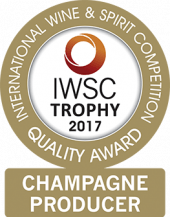 Champagne Producer Of The Year Trophy 2017