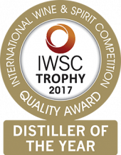Distiller Of The Year Trophy 2017