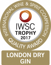 London Dry Gin Trophy 2017