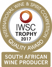 South African Wine Producer Of The Year 2017