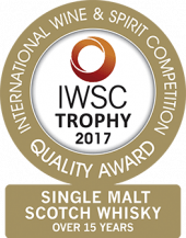 Single Malt Scotch Whisky Over 15 Years Old Trophy 2017