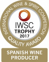 Spanish Wine Producer Of The Year Trophy 2017