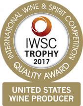 USA Wine Producer Of The Year Trophy 2017