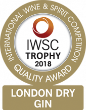 London Dry Gin Trophy 2018