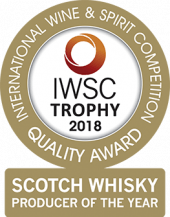 Scotch Whisky Producer Of The Year 2018