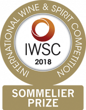 The Sommelier Prize 2018