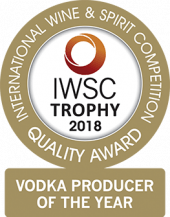 Vodka Producer Of The Year 2018