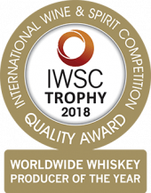 Worldwide Whiskey Producer Of The Year 2018