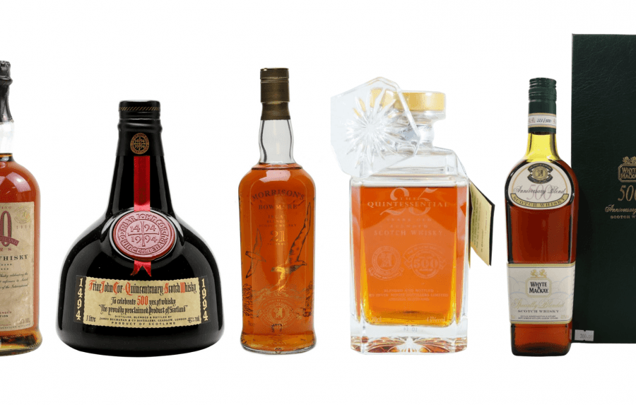 IWSC whiskies to be auctioned for coronavirus charity work