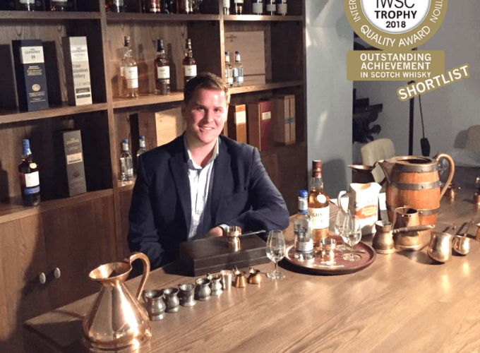 Scotch Whisky Award Shortlist: Stephen Notman
