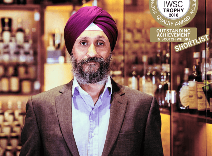 Scotch Whisky Award Shortlist: Sukhinder Singh