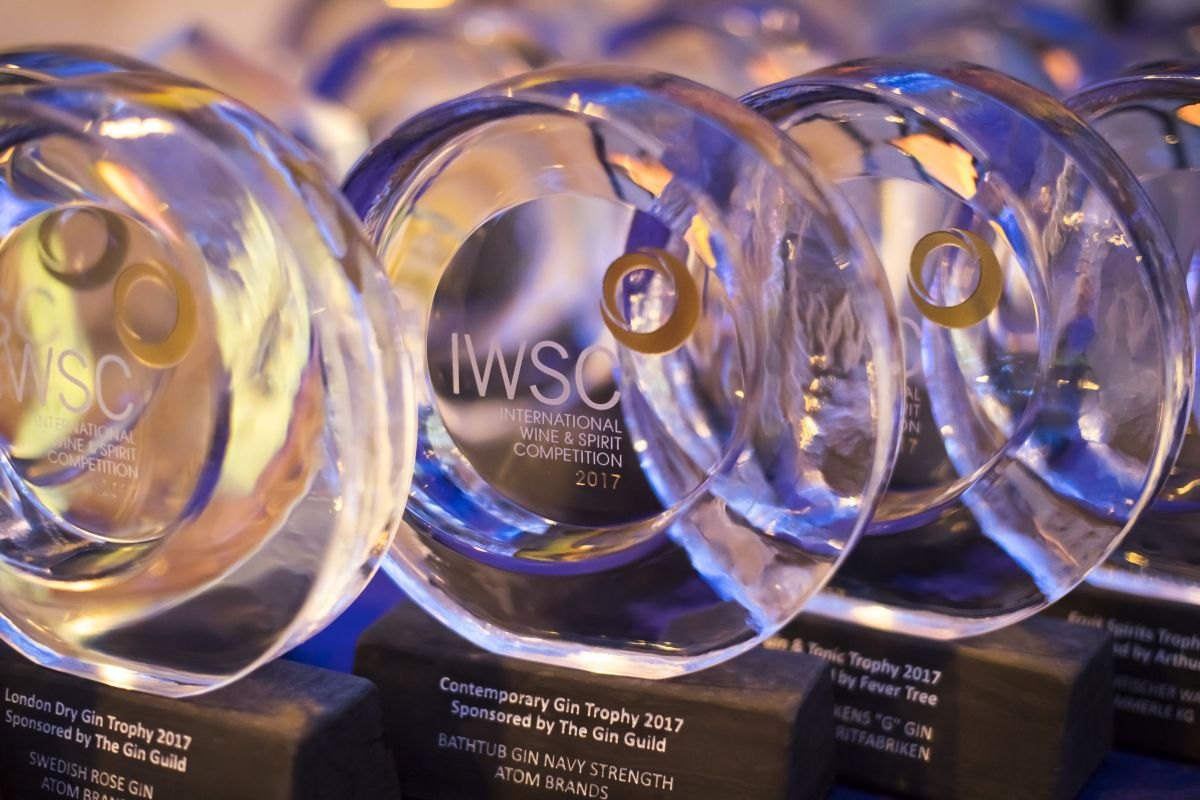 IWSC trophies show a scintillating line up of the world's best wines