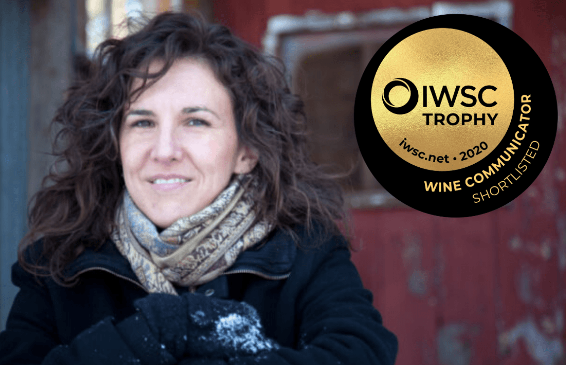IWSC Wine Communicator 2020 shortlist: Elaine Chukan Brown