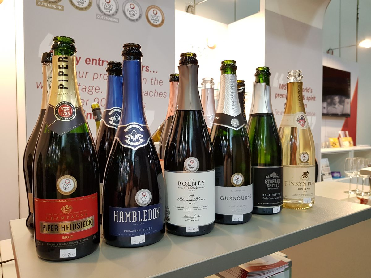 IWSC celebrates record-breaking year at ProWein