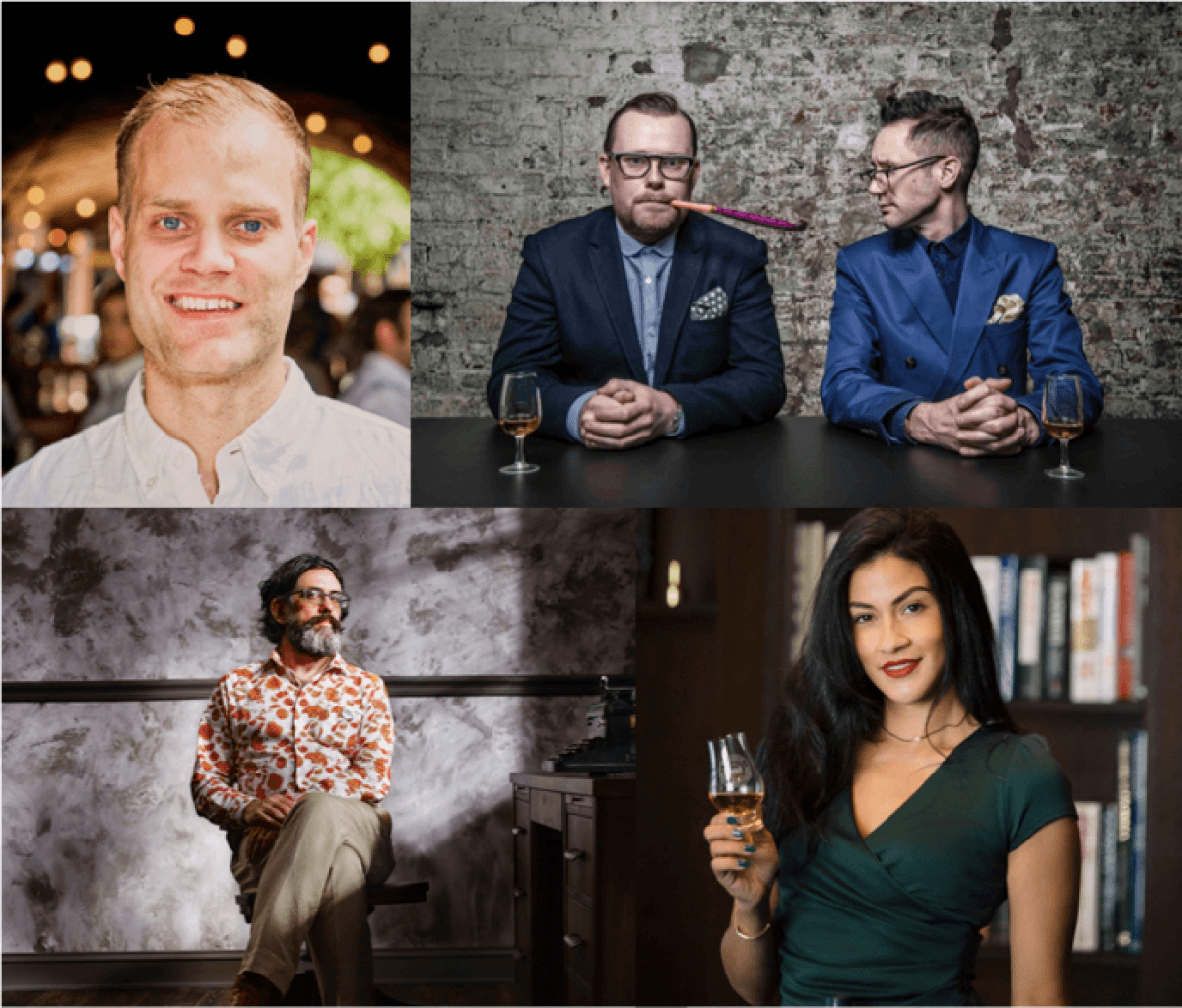 The IWSC unveils shortlist for Spirits Communicator of the Year