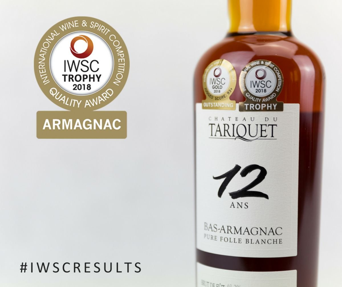 IWSC results see boom in quality of Armagnac