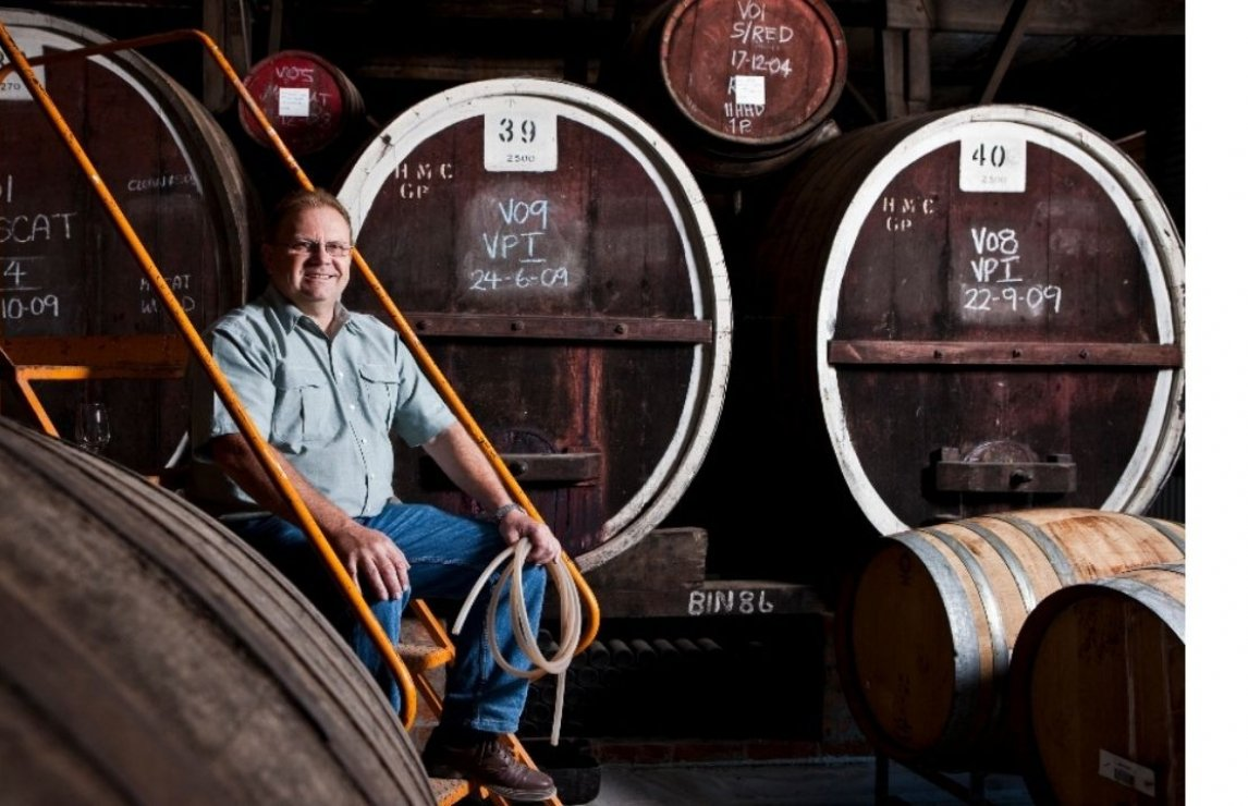 Outstanding Wine & Fortified Wine Producer of the year, 2020: Morris Wines