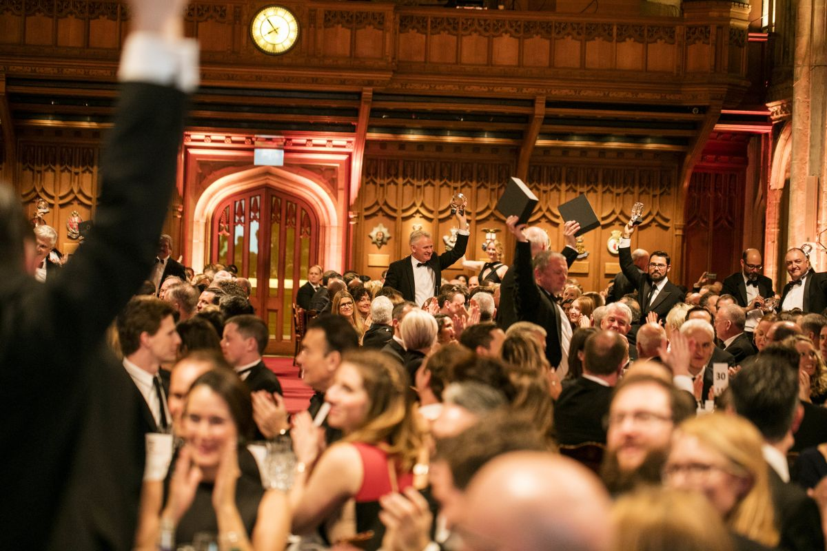 IWSC celebrates excellence in wine and spirits at its 48th Awards Banquet