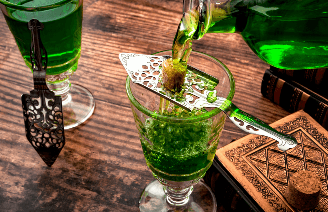 The history of absinthe and five examples to try
