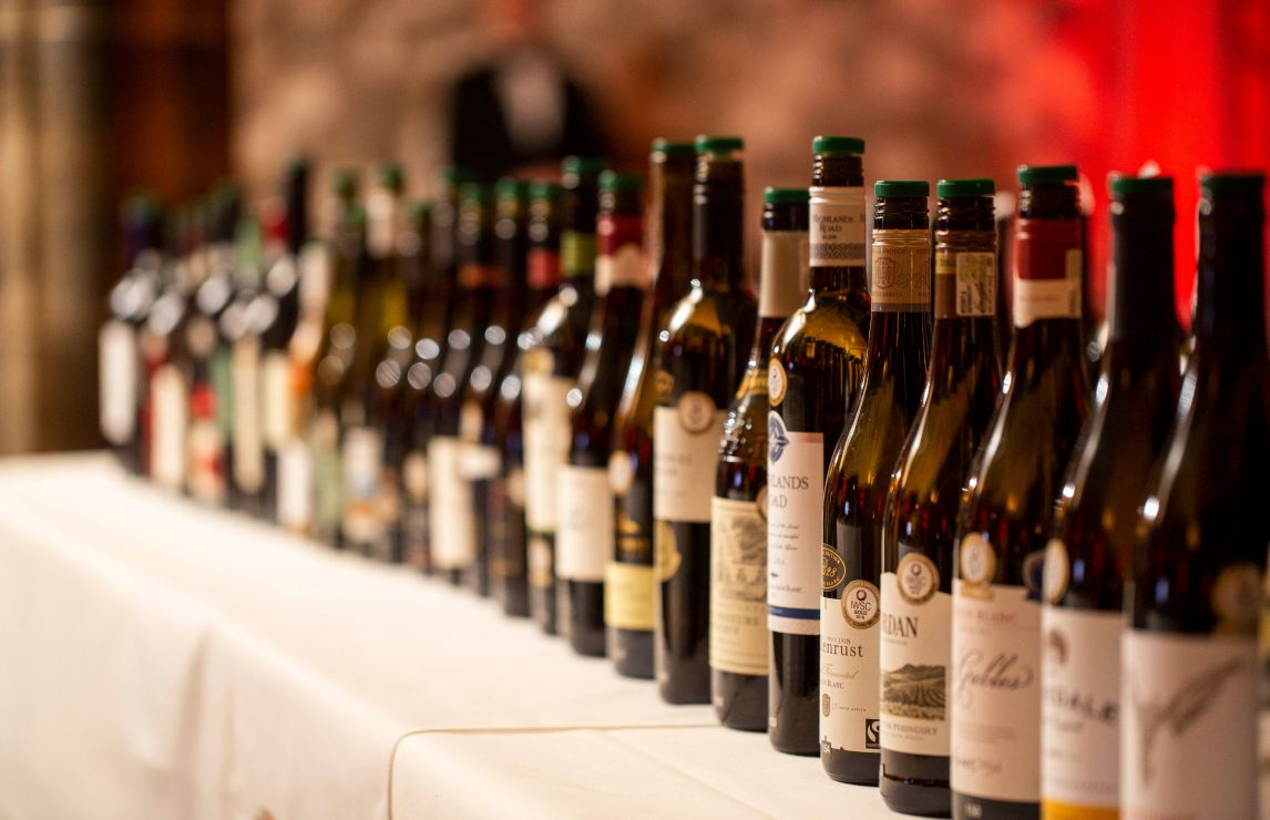The IWSC's top wines of 2019