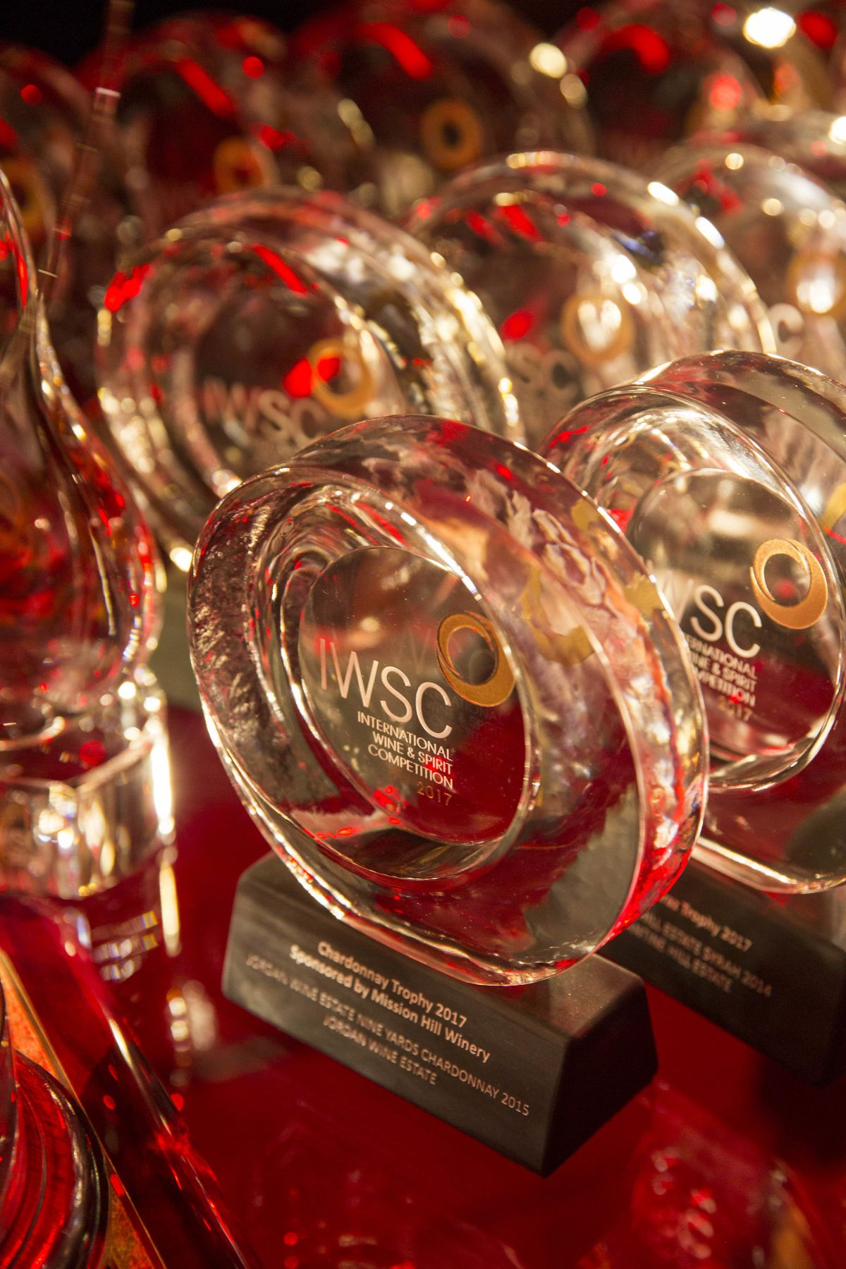 Wine Product Award winners announced